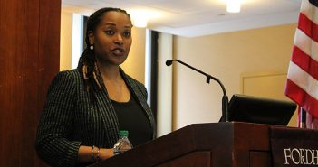 Aisha Holder PhD '15
