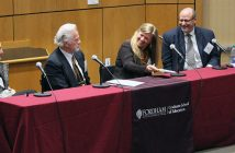 Psychoanalytic Perspectives on Trauma Conference at the Fordham University Graduate School of Education