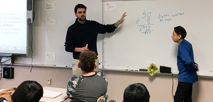 Noyce Math Lesson Study