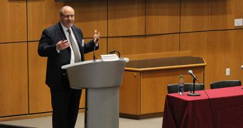 Amelio D'Onofrio, Ph.D., presents at the Psychoanalytic Perspectives on Trauma Conference