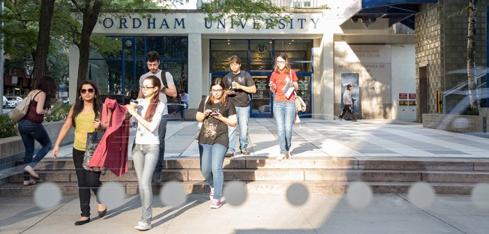 Fordham to Offer Online Graduate Degrees in Education and Social Work