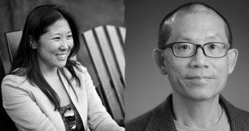 Elena Kim and Eric Chen