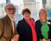 Fordham University Graduate School of Education Hosts AERA Reception