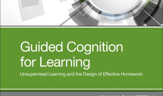 New Guided Cognition for Learning Book Tackles the Design of Effective Homework