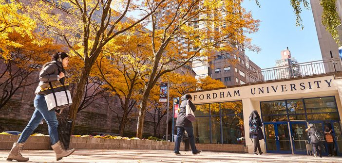 Fordham Board Welcomes Eight New Trustees