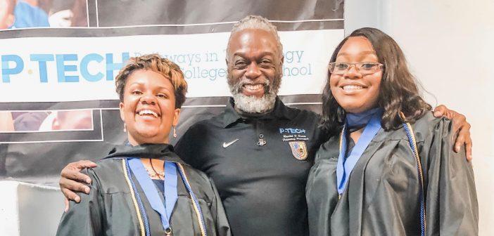 Alumnus Finds Continued Success with Innovative P-TECH School