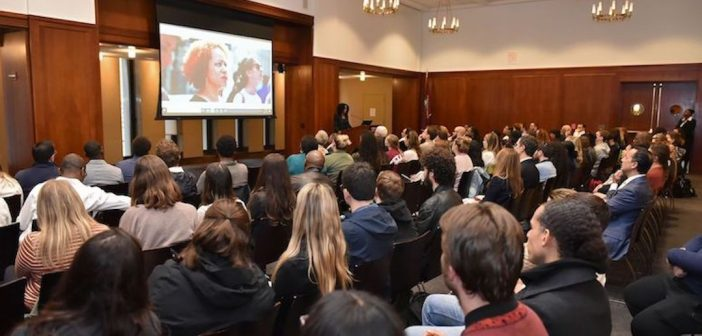 """Professor Shares Powerful Lesson on """"Motherwork"""" During Barbara L. Jackson Lecture"""