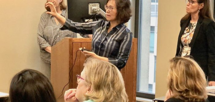 Field Specialists to Mentor Educators Earning Teaching Masters Degrees
