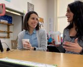 Educator Launches 'Teachers in Classrooms Drinking Coffee'