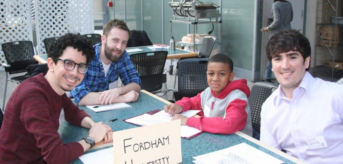 Dynamic 12-Year Partnership Continues Between Fordham GSE and the Hunts Point Alliance for Children