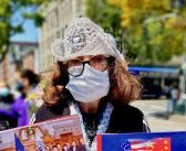 GSE Alumna Rosemary J. Faruolo-Uzzo , Ph.D., Builds Bridge Between China and USA with PPE Supplies