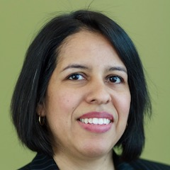 New Faculty Member Elizabeth Gil Finds the Positives of Learning During a Pandemic