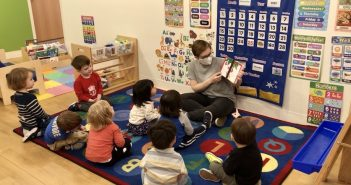 Rowe Scholar Claire Kielsa's Passion for Teaching Began During Early Childhood