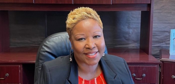 Rosalyn Barnes, Ed.D., GSE '21 Winner of the National 2021 Carnegie Project on the Education Doctorate Dissertation in Practice of the Year Award